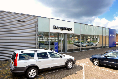 Volvo Bangarage Amsterdam West